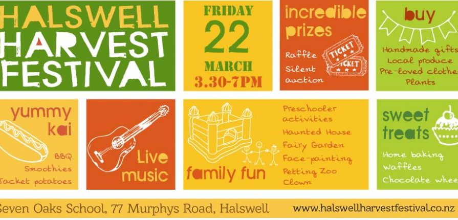 Halswell Harvest Festival 2019