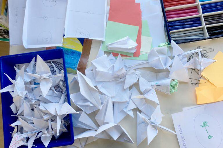 Origami craze